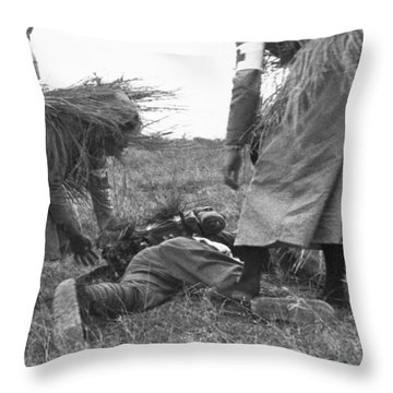 Peoples Republic Of China Throw Pillows