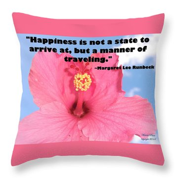 Choose Your Quote Choose Your Picture 1 Throw Pillow