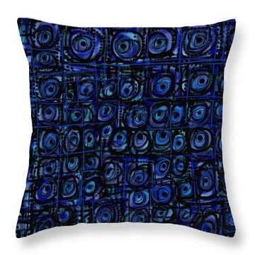 Chorus Throw Pillow