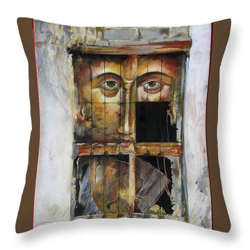 Christ Within Throw Pillow