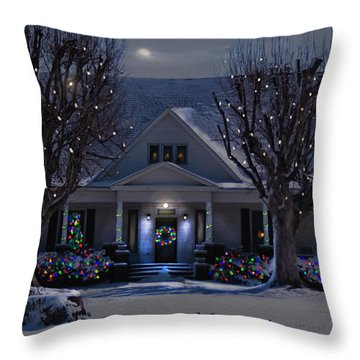 Christmas Memories2 Throw Pillow