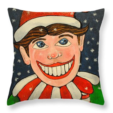 Christmas Tillie Throw Pillow