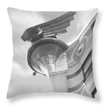 Chrysler Building 4 Throw Pillow