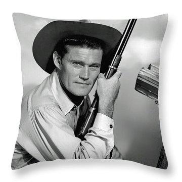 Chuck Throw Pillows