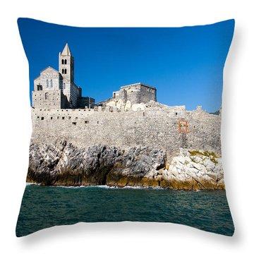 Church Of Saint Peter Throw Pillow