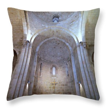 Church Of St. Anne Throw Pillow by Stephen Stookey