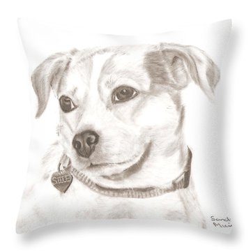 Cille  Throw Pillow