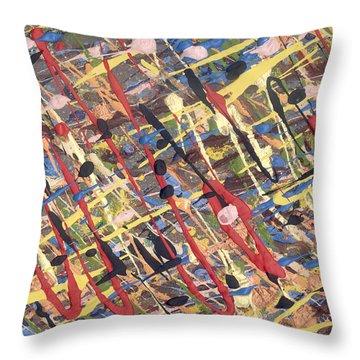 Circa1989 Throw Pillow