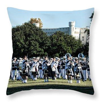 Parade's End Throw Pillow