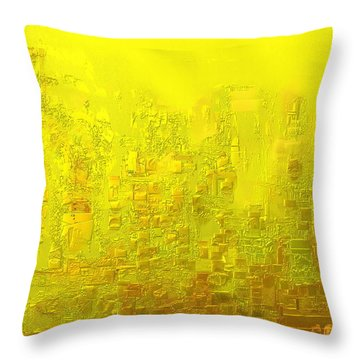 City Of Joy 2013 Throw Pillow