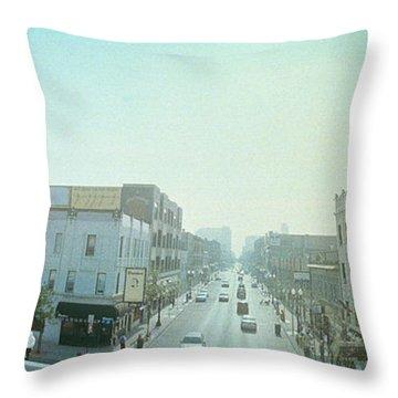 Lakeview Throw Pillows