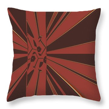 Civilities Throw Pillow