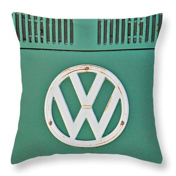 Classic Car 8 Throw Pillow by Art Block Collections