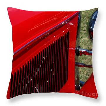 Classic Chrysler  Throw Pillow