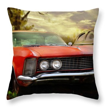 Classic Throw Pillow by Liane Wright