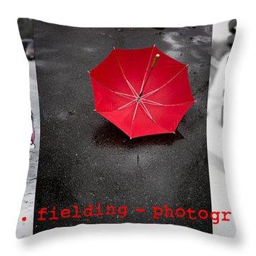 Edward M. Fielding Photography Throw Pillow by Edward Fielding