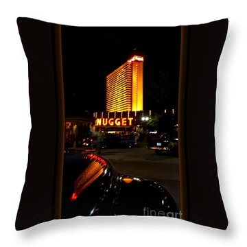 Classic Reflections Throw Pillow