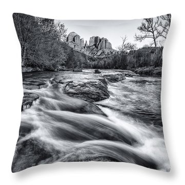 Classic Sedona Throw Pillow
