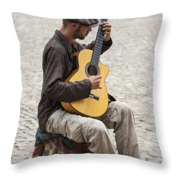Classical - En Plein Air Throw Pillow