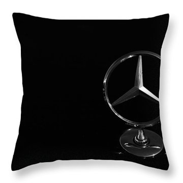Classy Throw Pillow by Karol Livote
