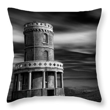 Clavell Tower Throw Pillow