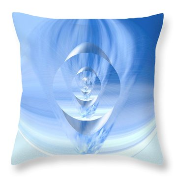 Cleanness Throw Pillow