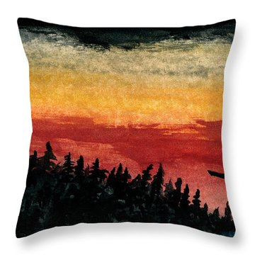 Clearance  Throw Pillow