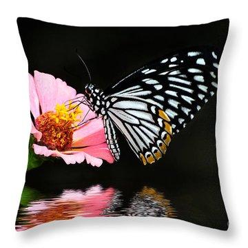 Cliche Throw Pillow