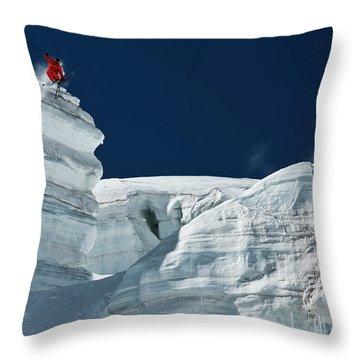 Chamonix Throw Pillows