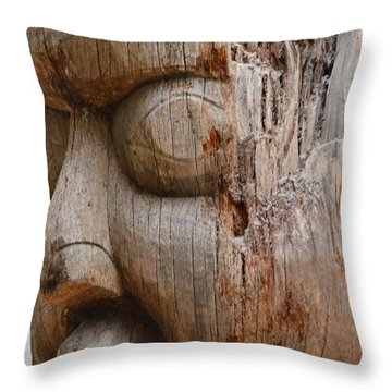 Climate Mind Changer Throw Pillow by Brian Boyle