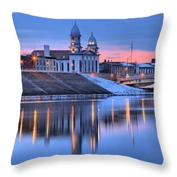 Lock Haven Throw Pillows