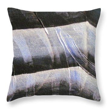 Clipart 004 Throw Pillow by Luke Galutia