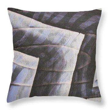 Clipart 006 Throw Pillow by Luke Galutia