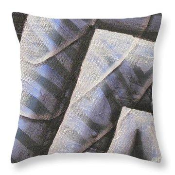 Clipart 008 Throw Pillow by Luke Galutia