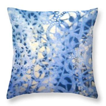 Clipart 009 Throw Pillow by Luke Galutia