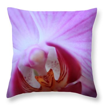 Close Throw Pillow