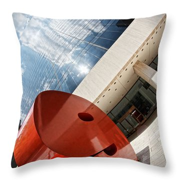 Cloud 9 Throw Pillow