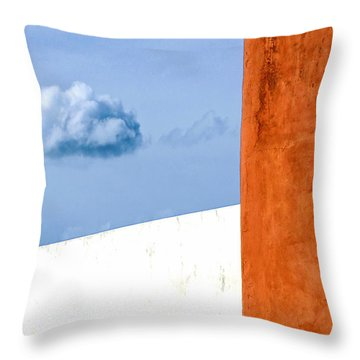 Cloud No 9 Throw Pillow