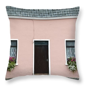 Co. Kerry Passing By Throw Pillow
