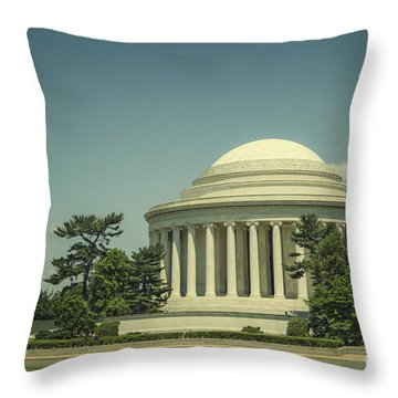 Code Of Honor Throw Pillow