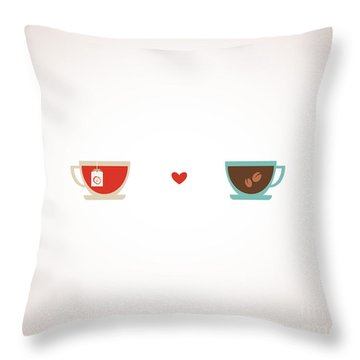 Repetition Throw Pillows