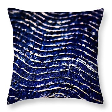 Coffee Cup Throw Pillow by Jason Michael Roust