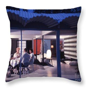 Futurism Architecture Throw Pillows