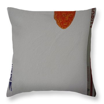 Collaboration Throw Pillow by Steve  Hester