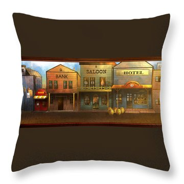 Coloma Throw Pillow