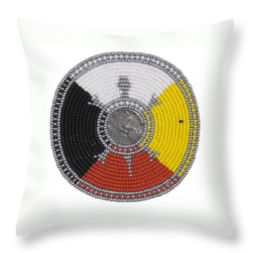 Coloplast Throw Pillow