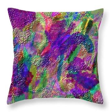 Color Dream Play Throw Pillow