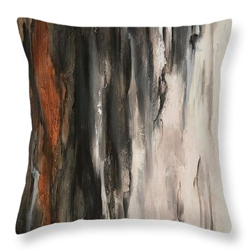 Color Harmony 19 Throw Pillow by Emerico Imre Toth