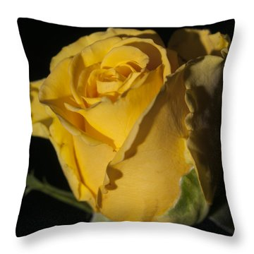 Color Of Love Throw Pillow by Miguel Winterpacht