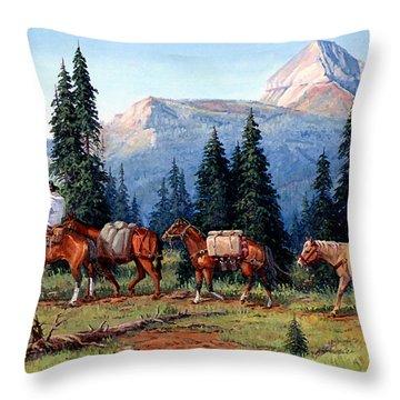 Follis Throw Pillows